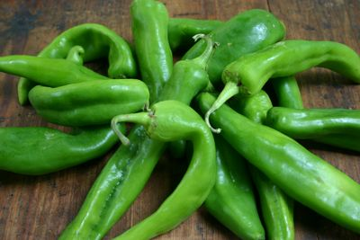 Keep Your Green Chile On Your Plate And Out Of Your Dog